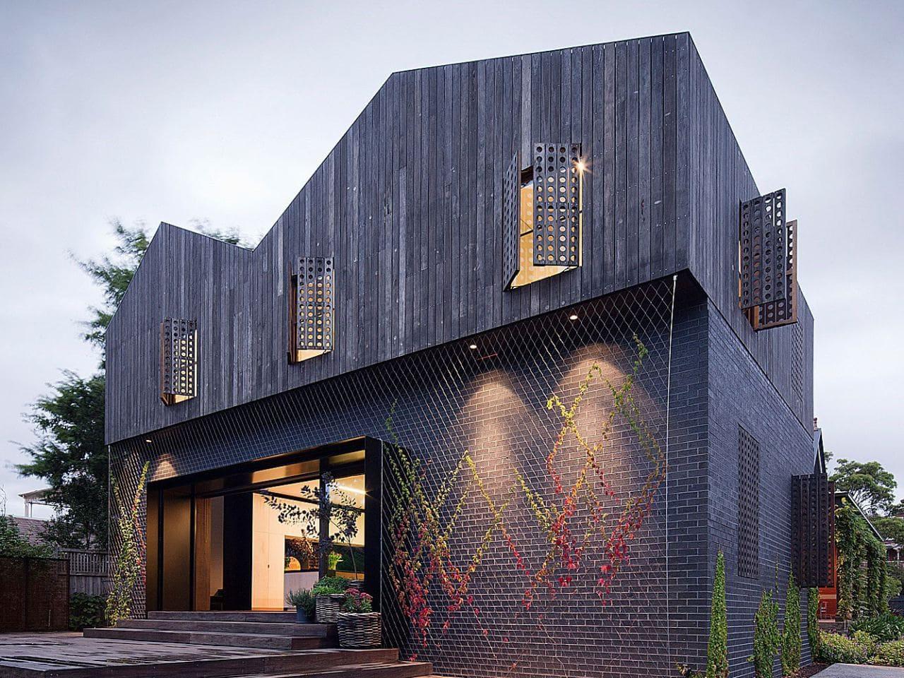 Красивые дома - фото лучших проектов 052
