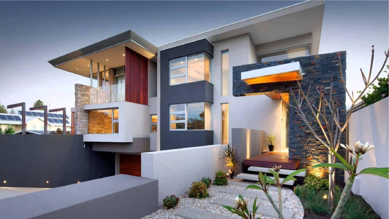 Красивые дома - фото лучших проектов 053