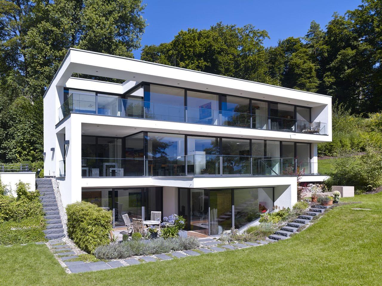 Красивые дома - фото лучших проектов 057