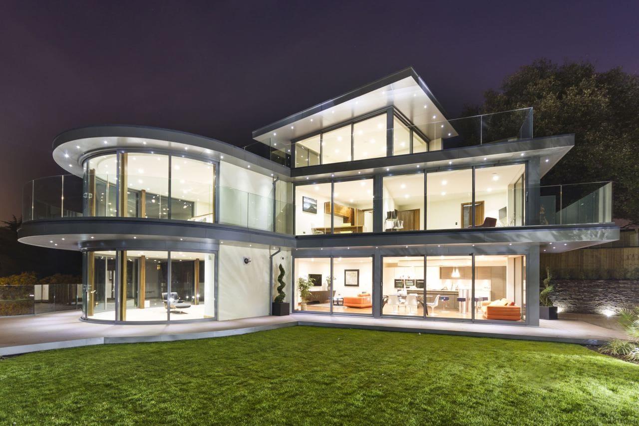 Красивые дома - фото лучших проектов 058
