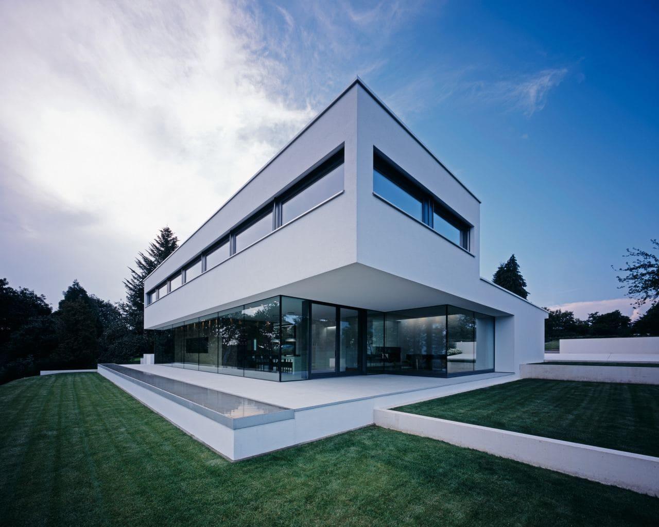 Красивые дома - фото лучших проектов 060