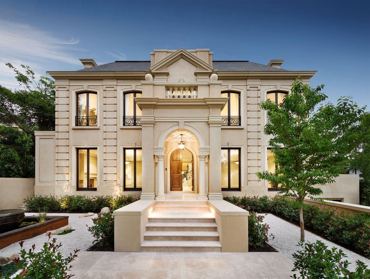 Красивые дома - фото лучших проектов 064