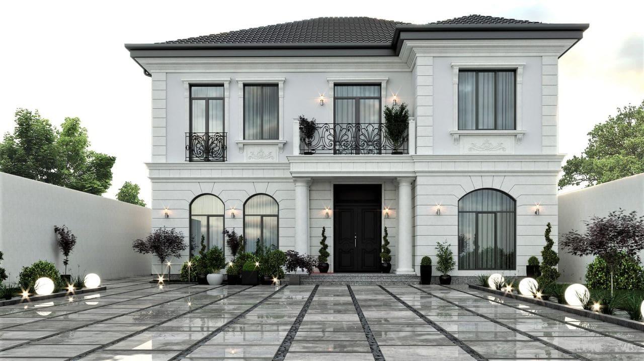 Красивые дома - фото лучших проектов 065