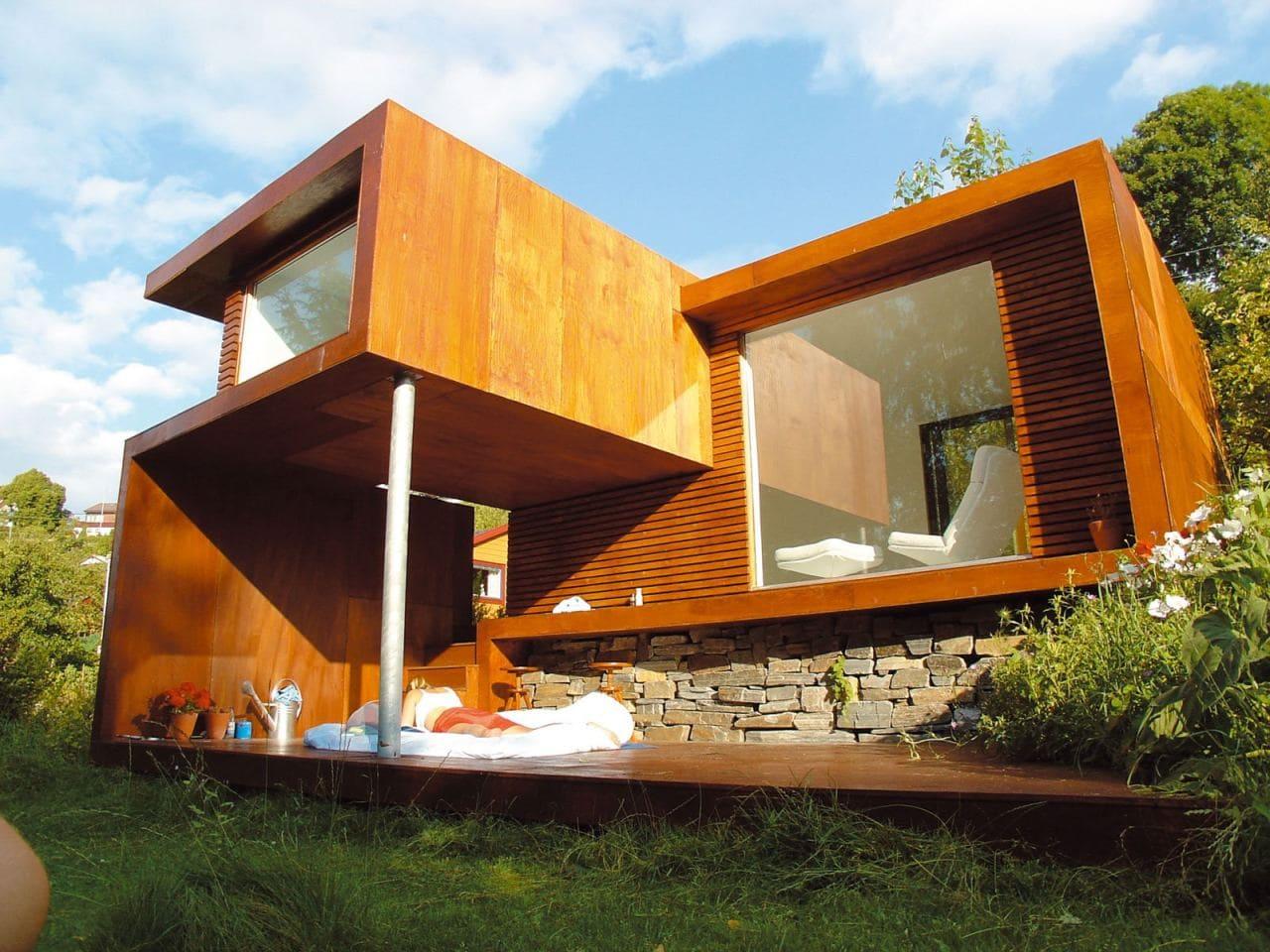 Красивые дома - фото лучших проектов 066