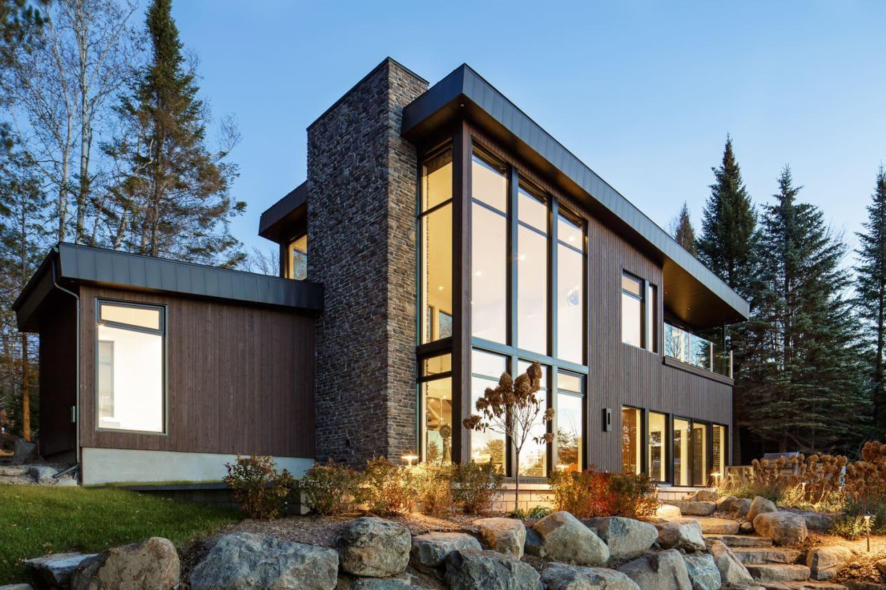 Красивые дома - фото лучших проектов 070