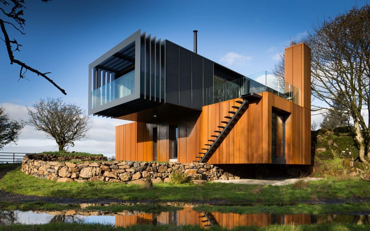 Красивые дома - фото лучших проектов 075