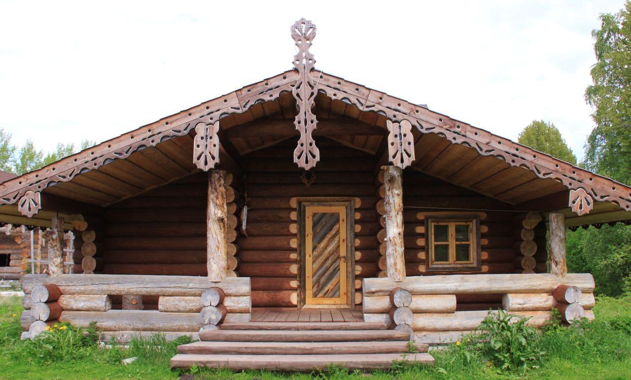 Красивые дома - фото лучших проектов 076