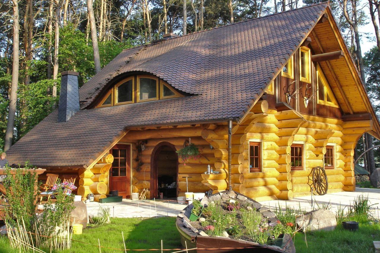 Красивые дома - фото лучших проектов 079