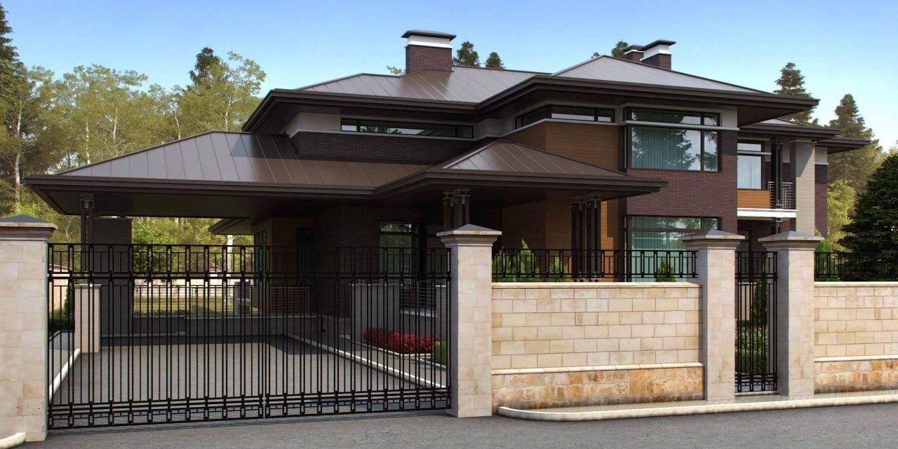 Красивые дома - фото лучших проектов 081
