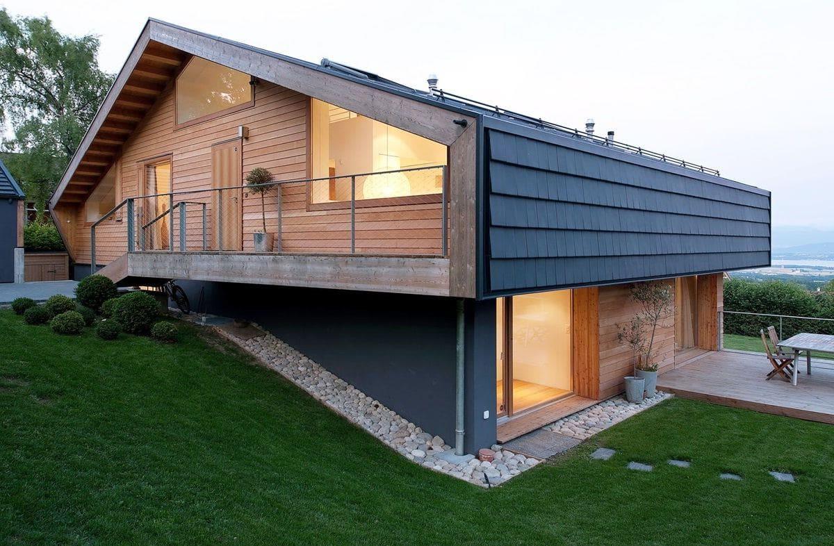 Красивые дома - фото лучших проектов 091