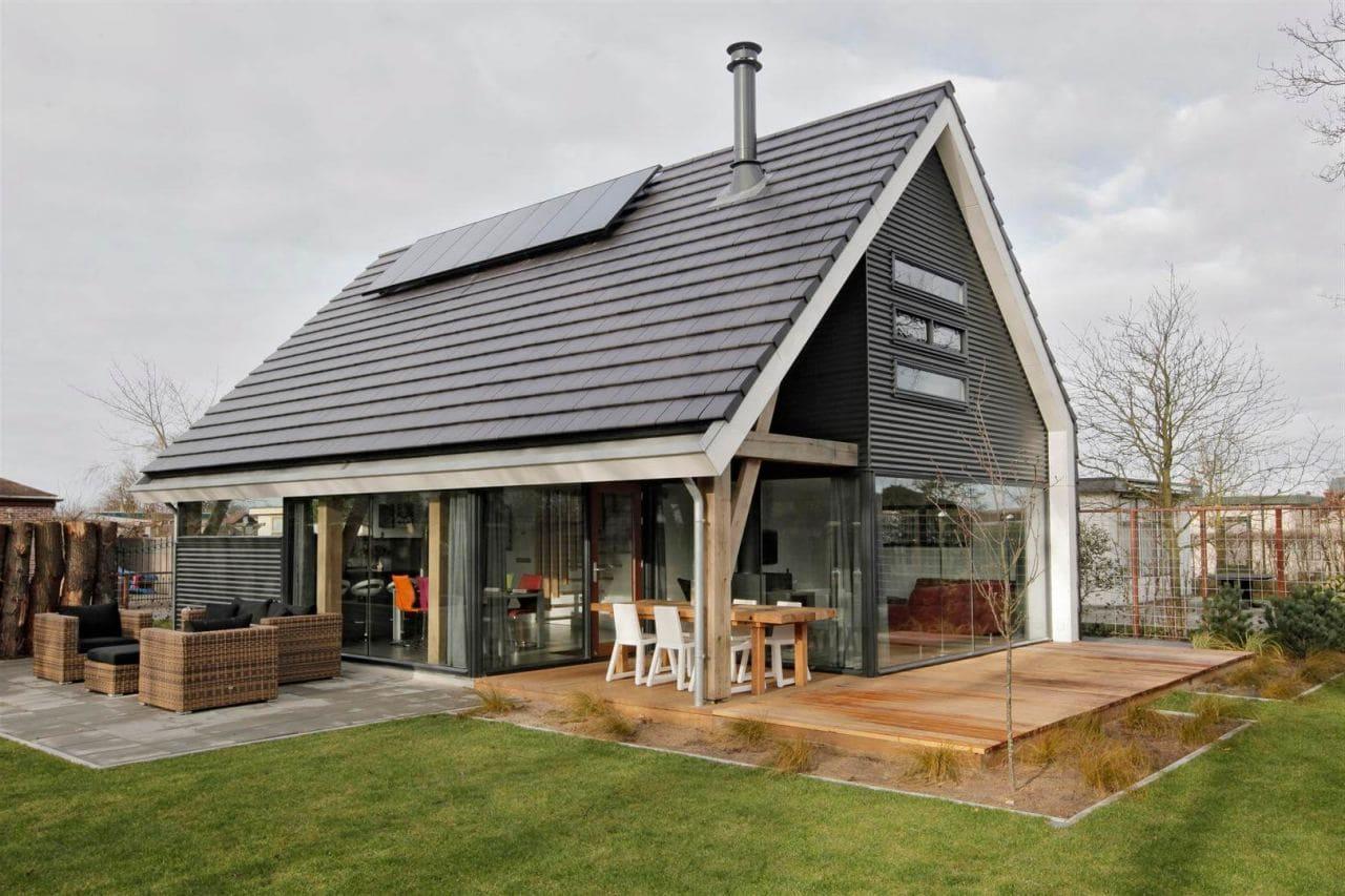 Красивые дома - фото лучших проектов 094