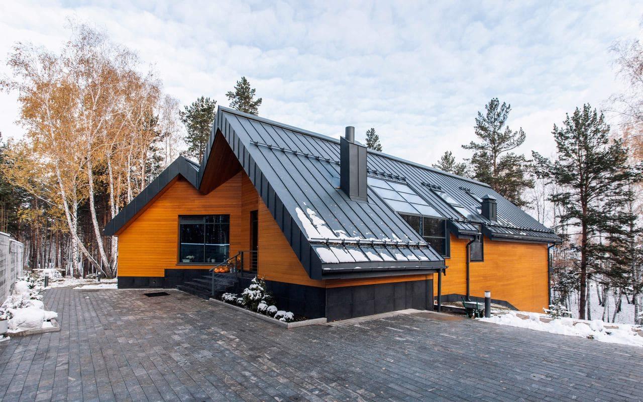 Красивые дома - фото лучших проектов 095