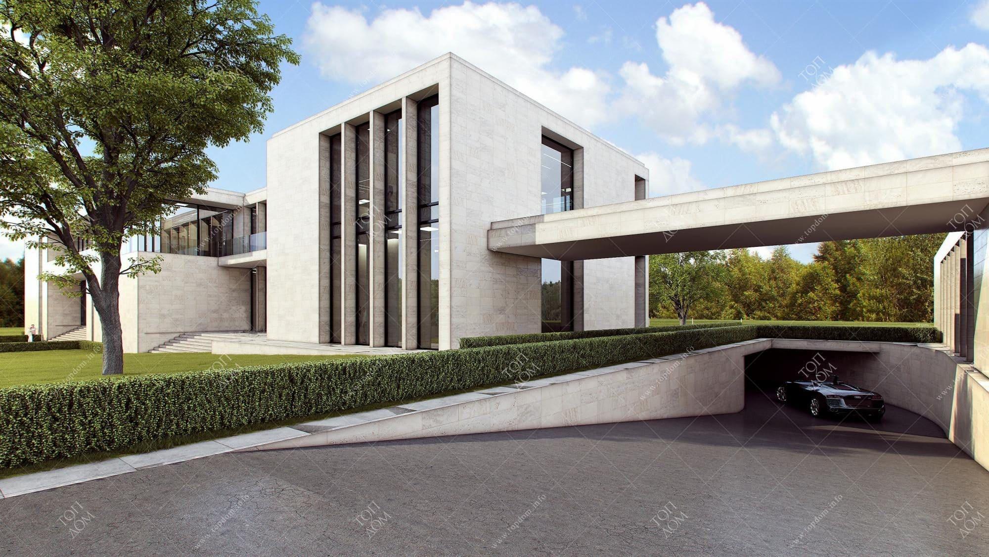 Красивые дома - фото лучших проектов 101