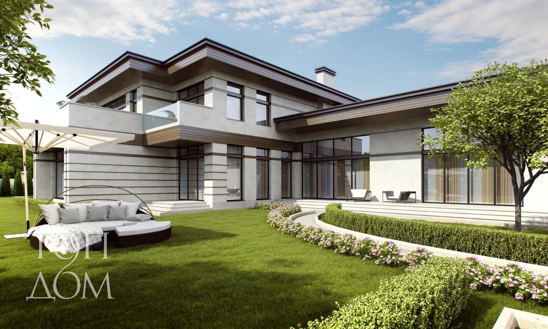 Красивые дома - фото лучших проектов 102