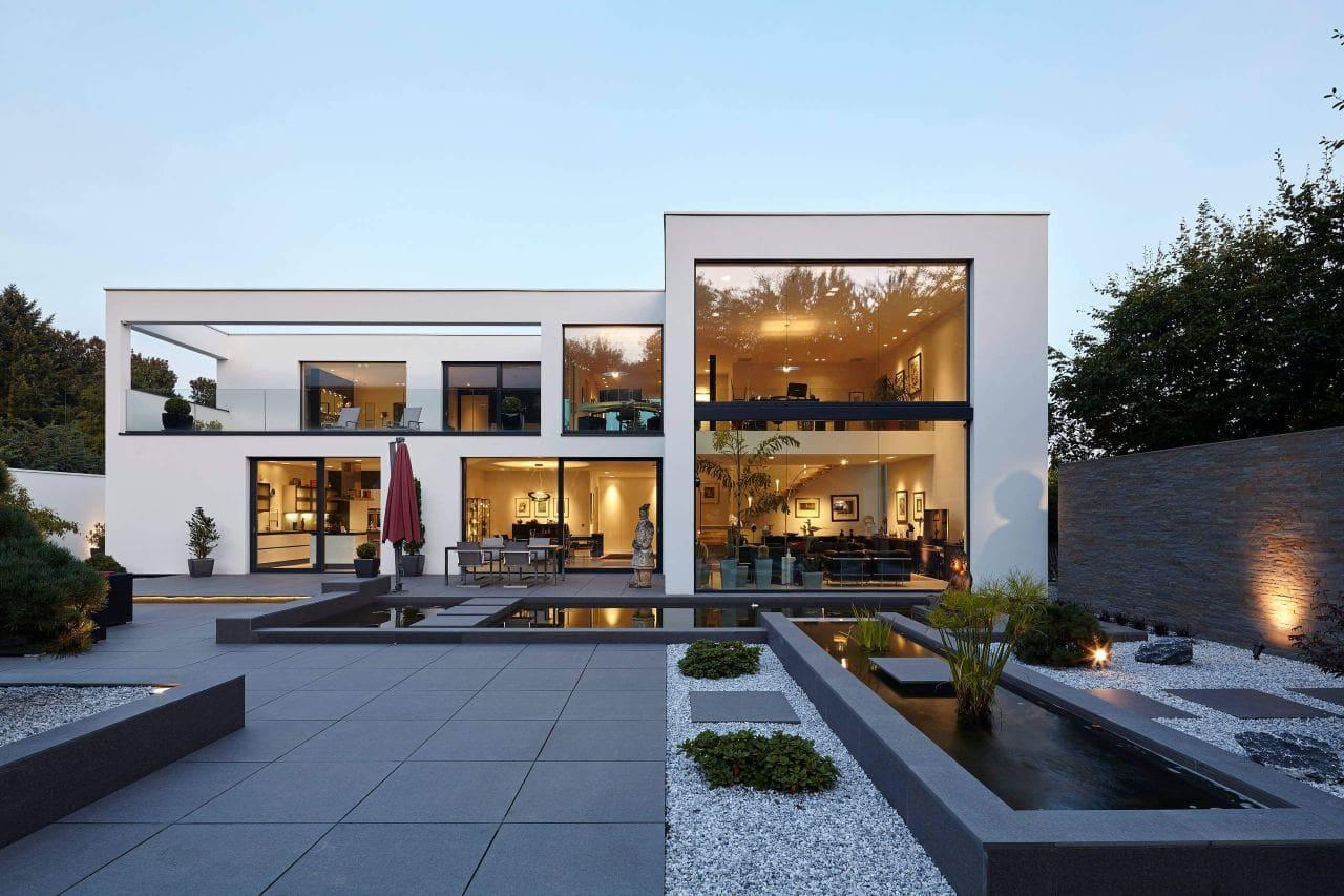 Красивые дома - фото лучших проектов 104