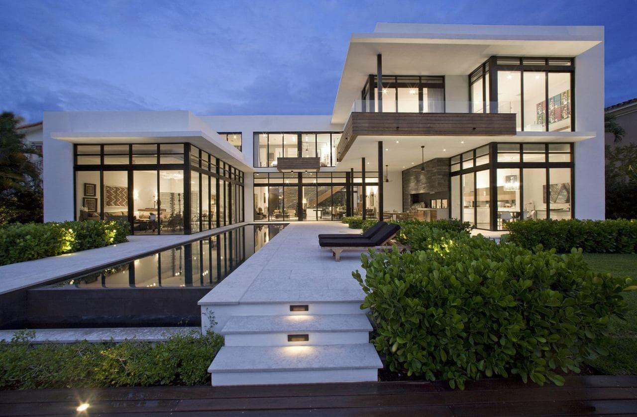 Красивые дома - фото лучших проектов 105