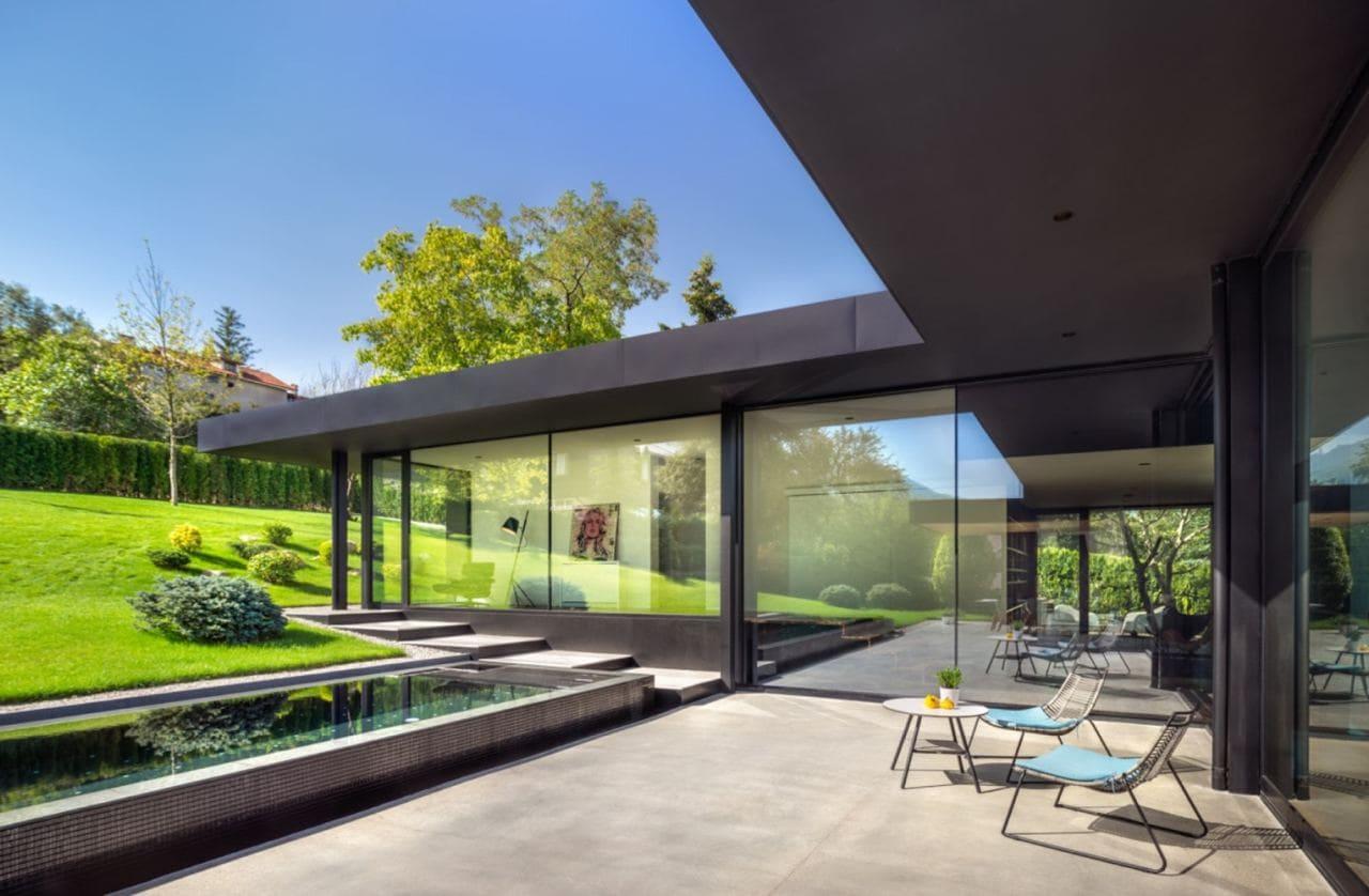 Красивые дома - фото лучших проектов 107