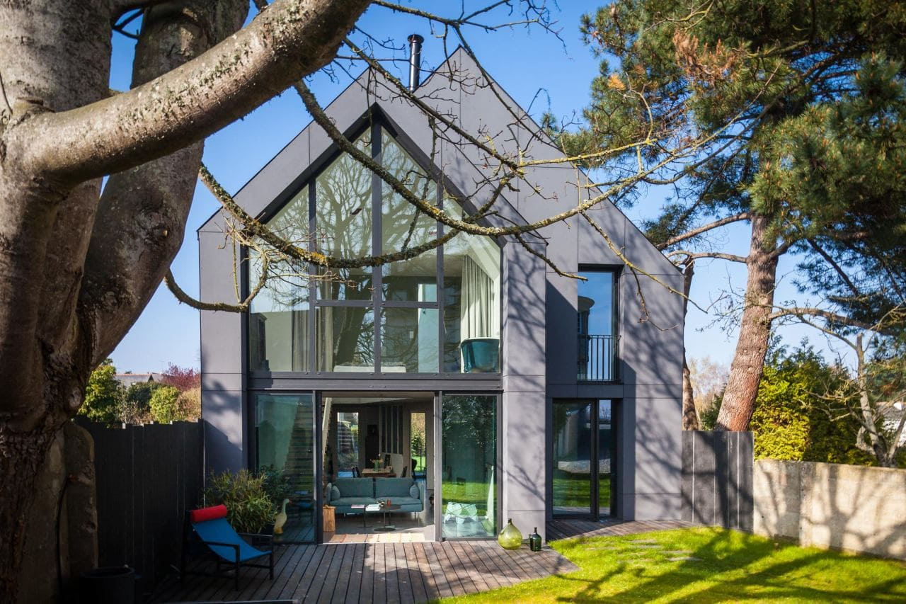 Красивые дома - фото лучших проектов 108