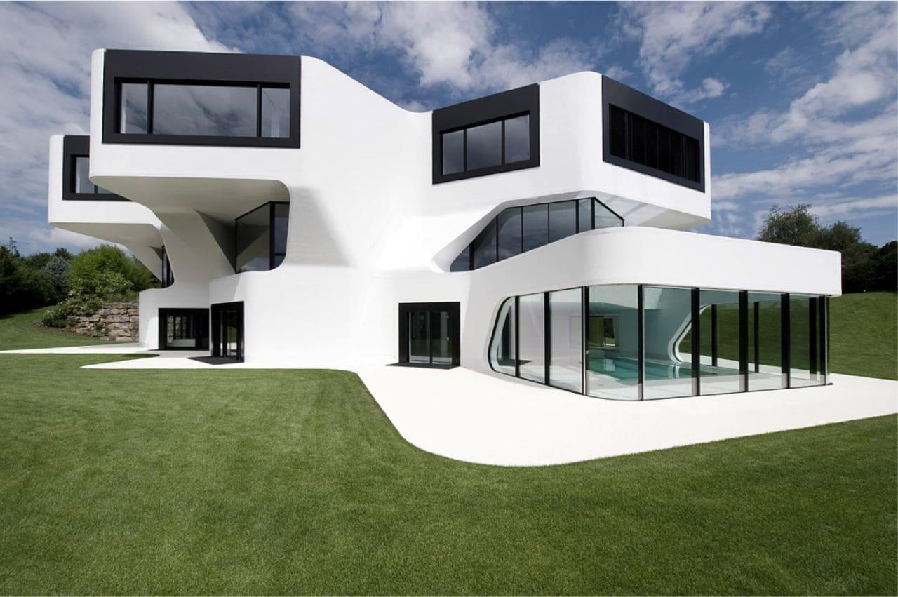 Красивые дома - фото лучших проектов 109