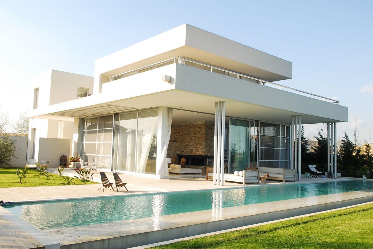 Красивые дома - фото лучших проектов 110