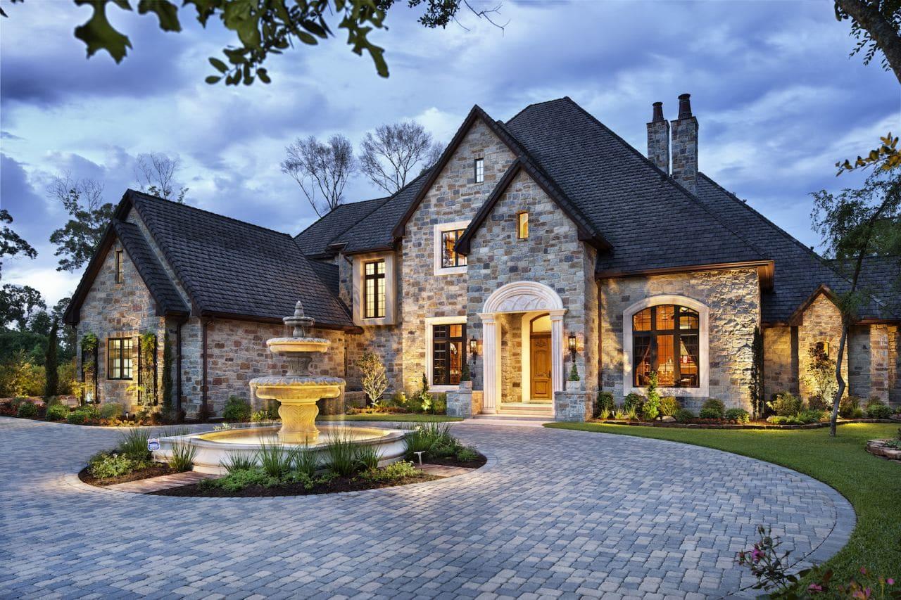 Красивые дома - фото лучших проектов 113