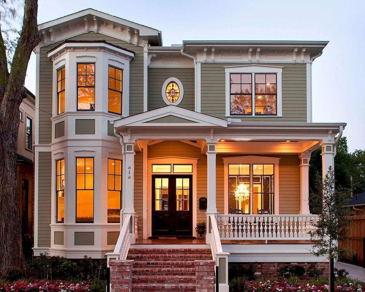 Красивые дома - фото лучших проектов 115