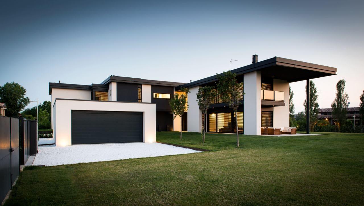 Красивые дома - фото лучших проектов 117