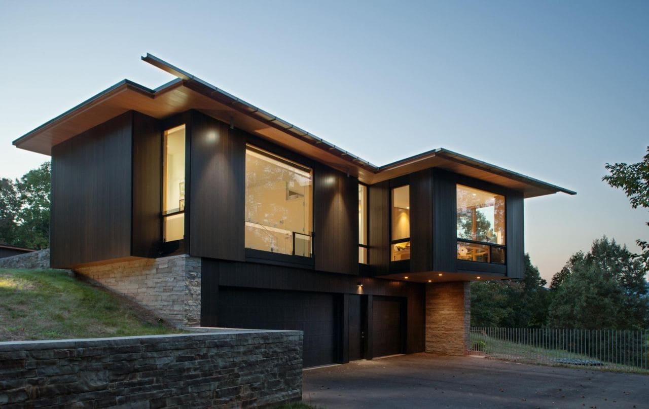 Красивые дома - фото лучших проектов 120