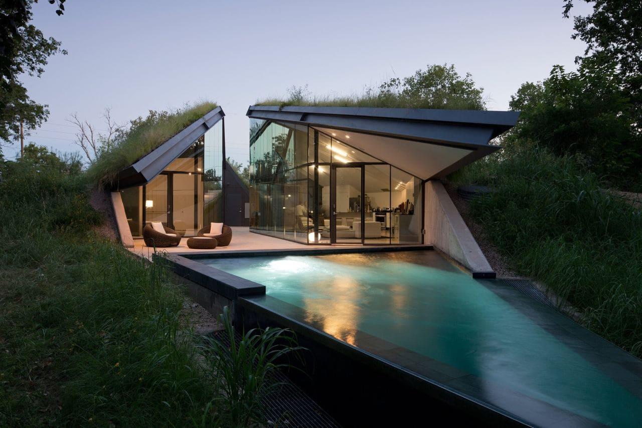 Красивые дома - фото лучших проектов 121