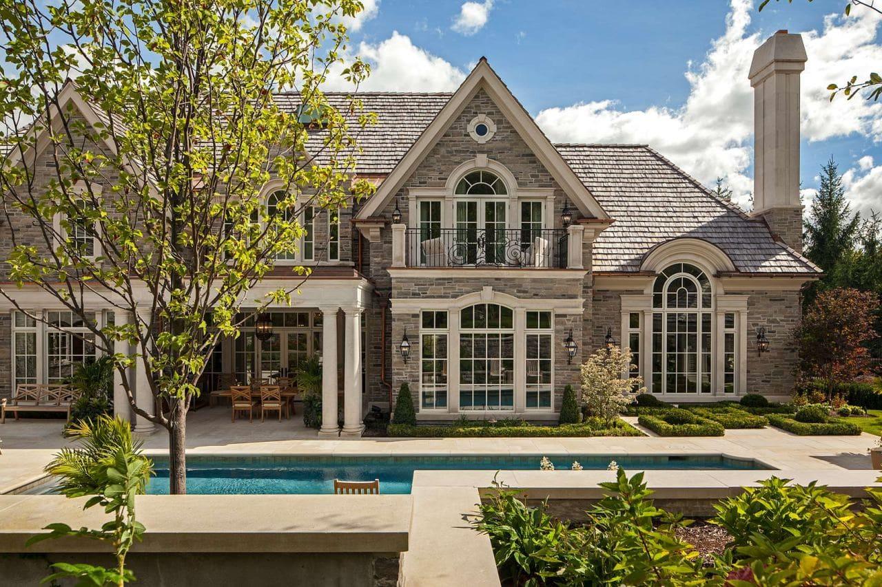 Красивые дома - фото лучших проектов 122