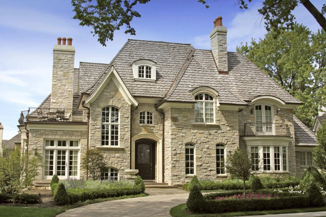 Красивые дома - фото лучших проектов 125