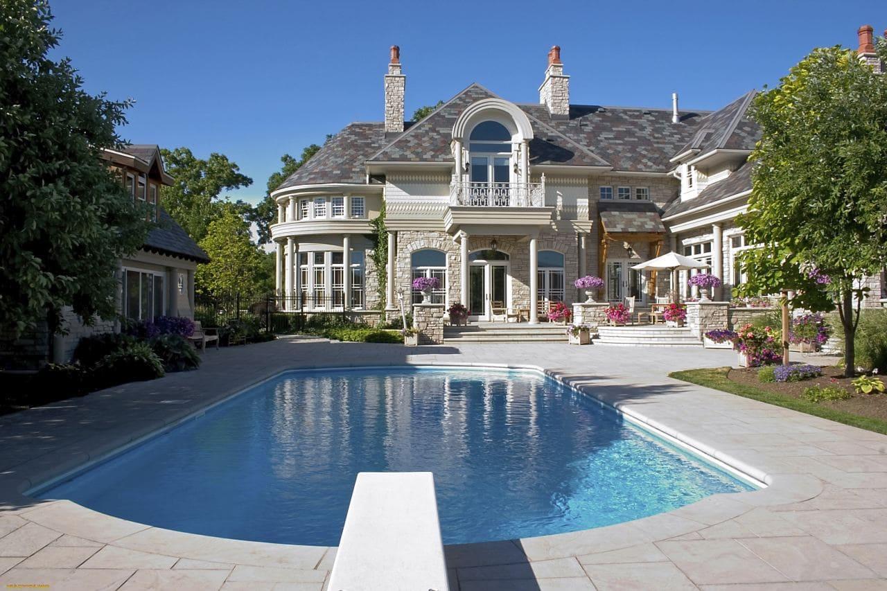 Красивые дома - фото лучших проектов 126