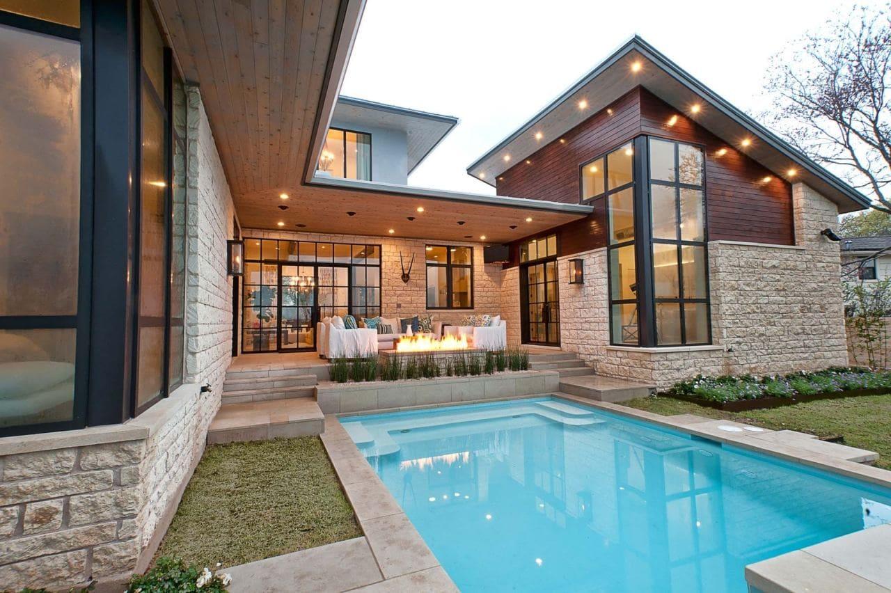 Красивые дома - фото лучших проектов 127