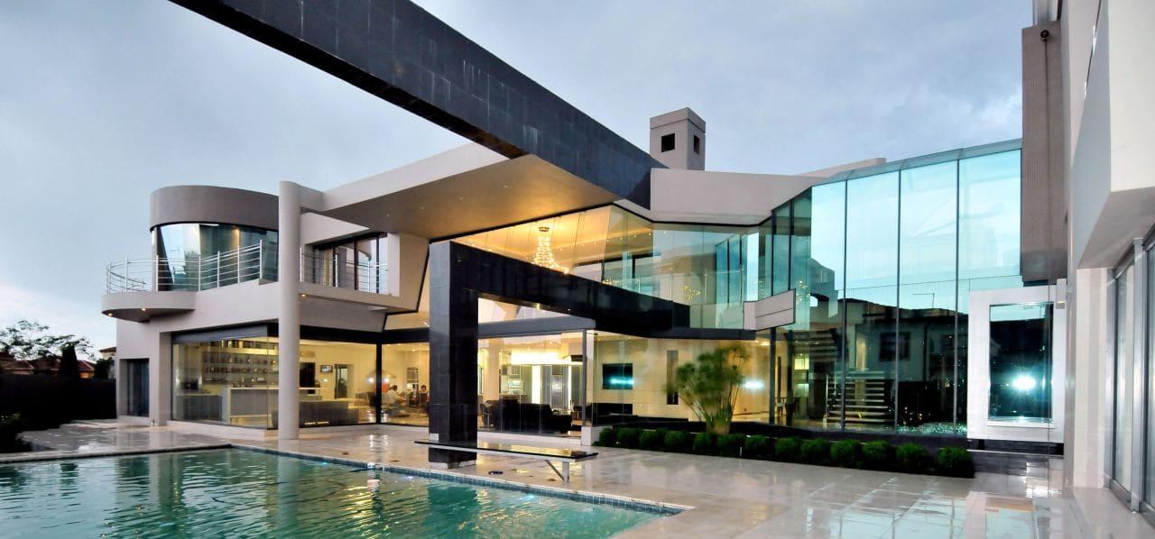 Красивые дома - фото лучших проектов 139
