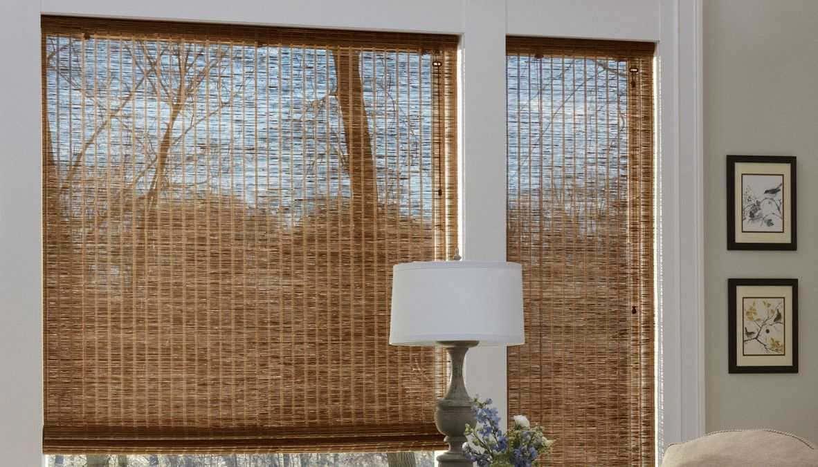 Рулонные шторы - плюсы и минусы установки, выбор материалов 015