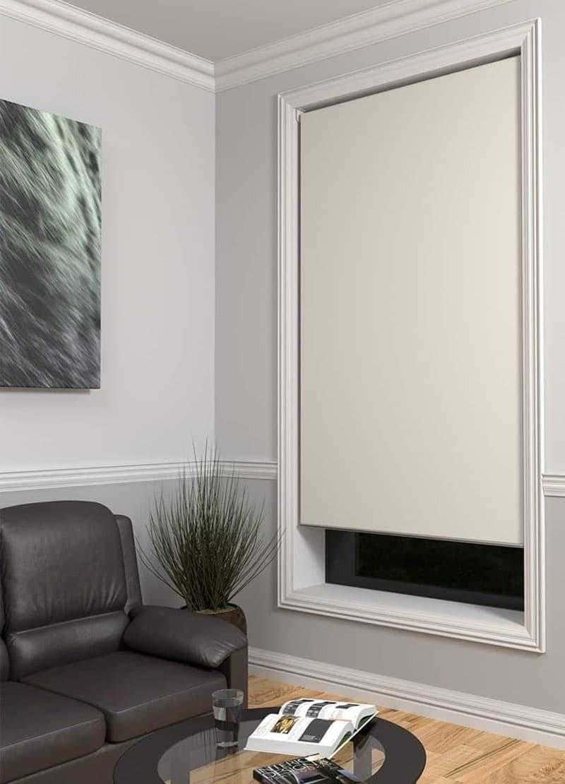 Рулонные шторы - плюсы и минусы установки, выбор материалов 017