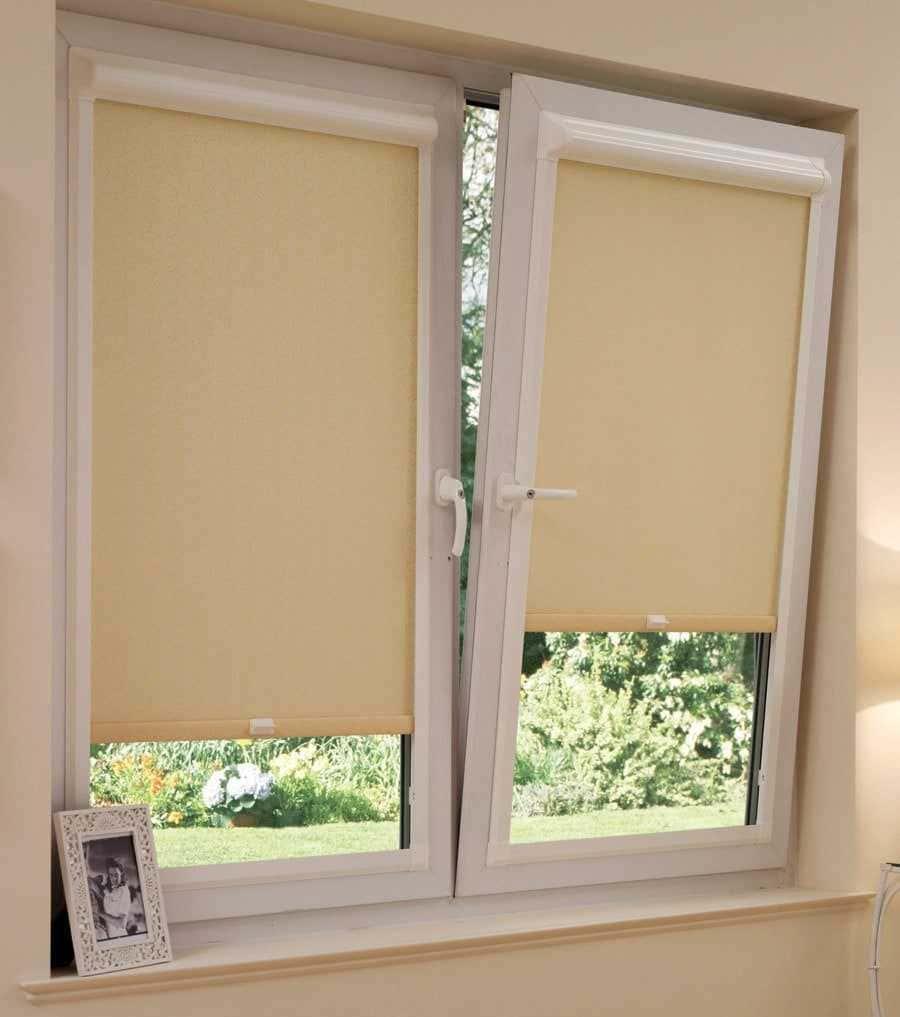 Рулонные шторы - плюсы и минусы установки, выбор материалов 020