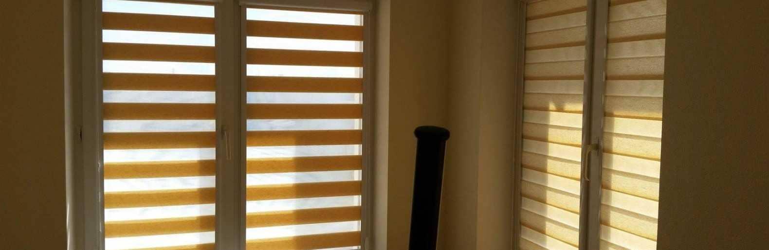 Рулонные шторы - плюсы и минусы установки, выбор материалов 025