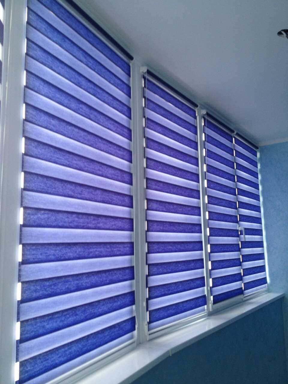 Рулонные шторы - плюсы и минусы установки, выбор материалов 026