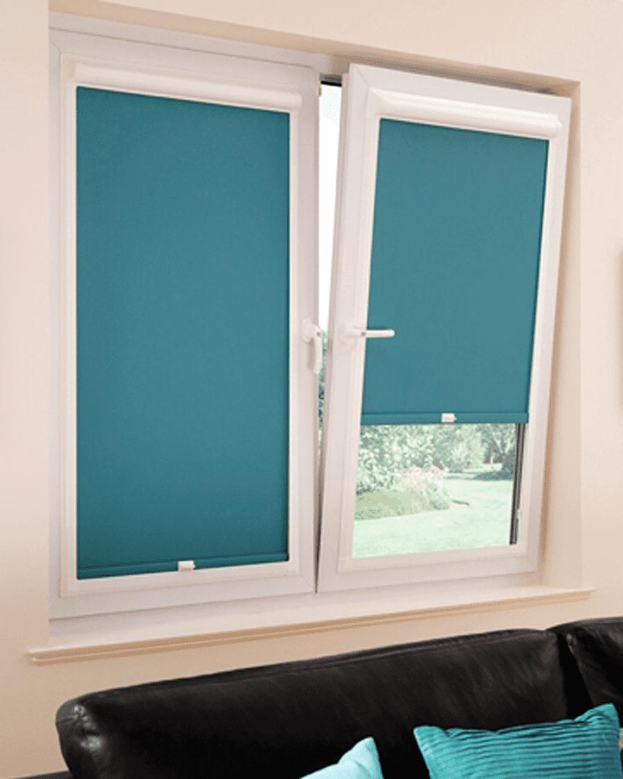 Рулонные шторы - плюсы и минусы установки, выбор материалов 032