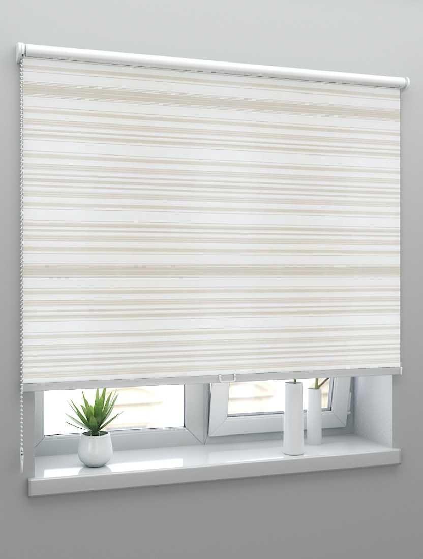 Рулонные шторы - плюсы и минусы установки, выбор материалов 033