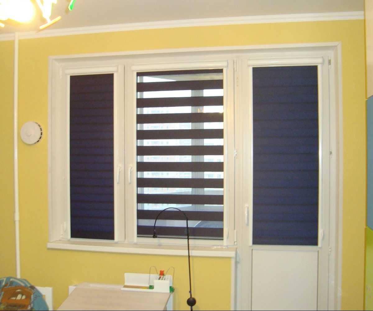 Рулонные шторы - плюсы и минусы установки, выбор материалов 056
