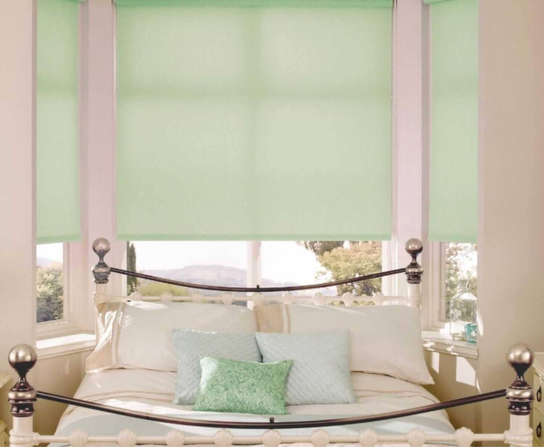 Рулонные шторы - плюсы и минусы установки, выбор материалов 065