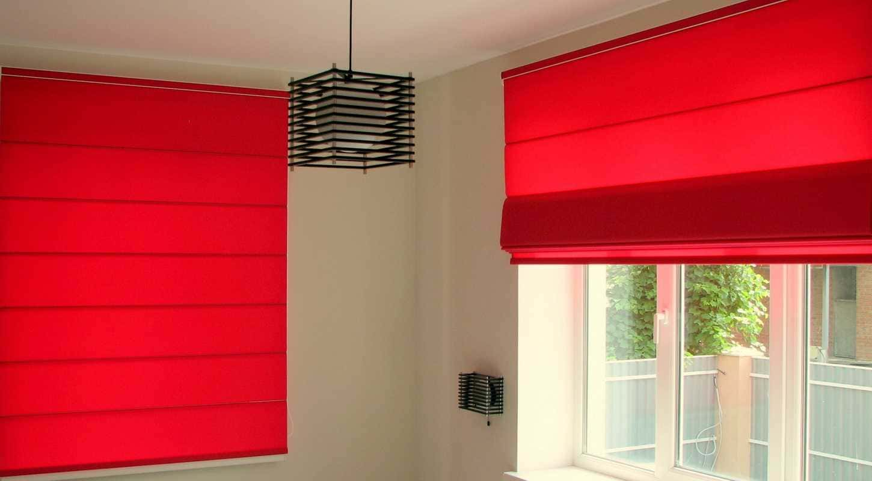 Рулонные шторы - плюсы и минусы установки, выбор материалов 083