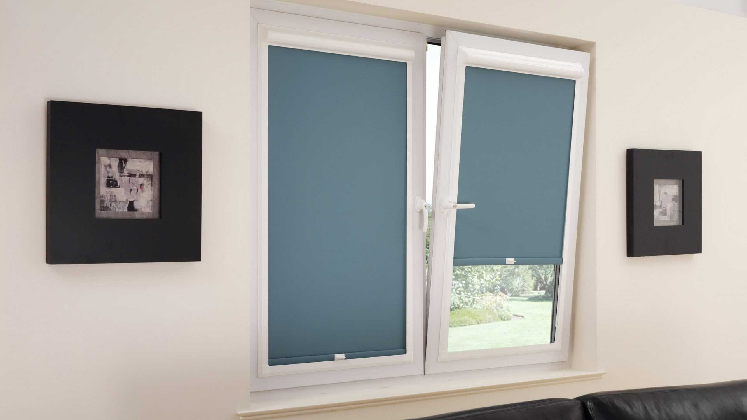 Рулонные шторы - плюсы и минусы установки, выбор материалов 097