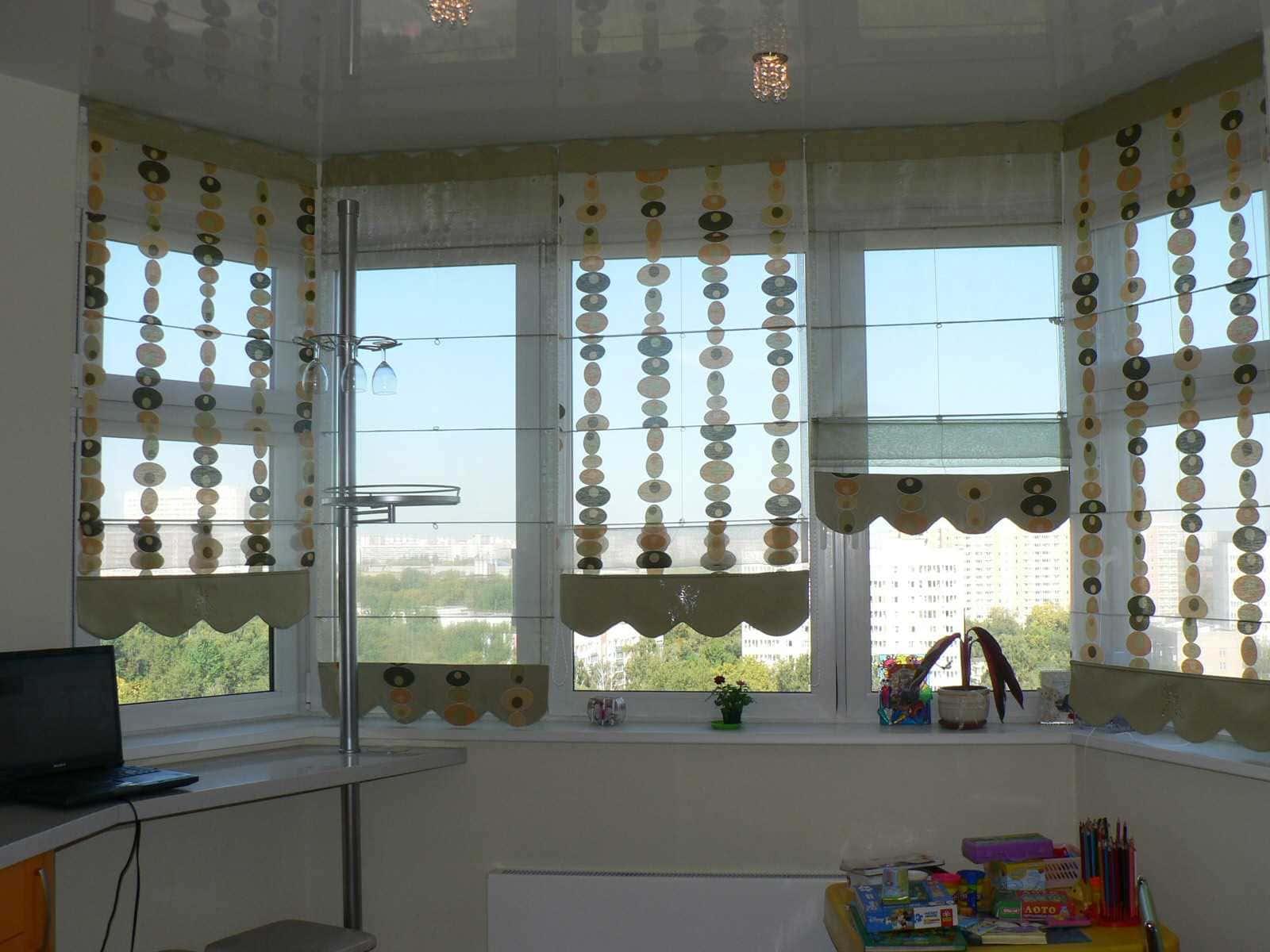 Рулонные шторы - плюсы и минусы установки, выбор материалов 102