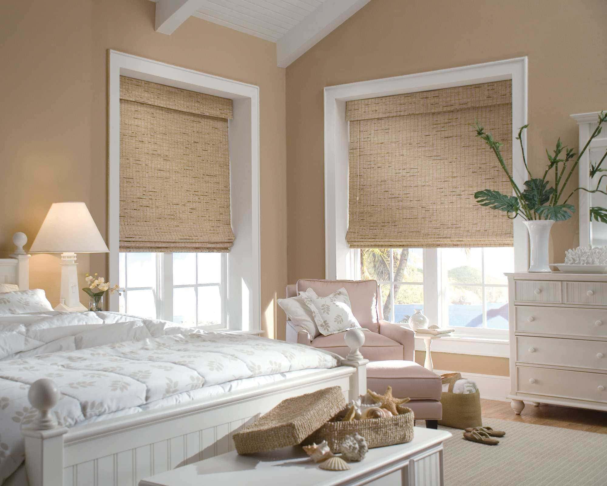 Рулонные шторы - плюсы и минусы установки, выбор материалов 106