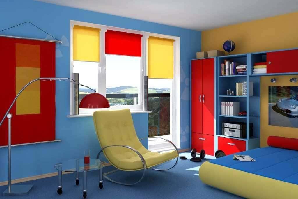Рулонные шторы - плюсы и минусы установки, выбор материалов 121