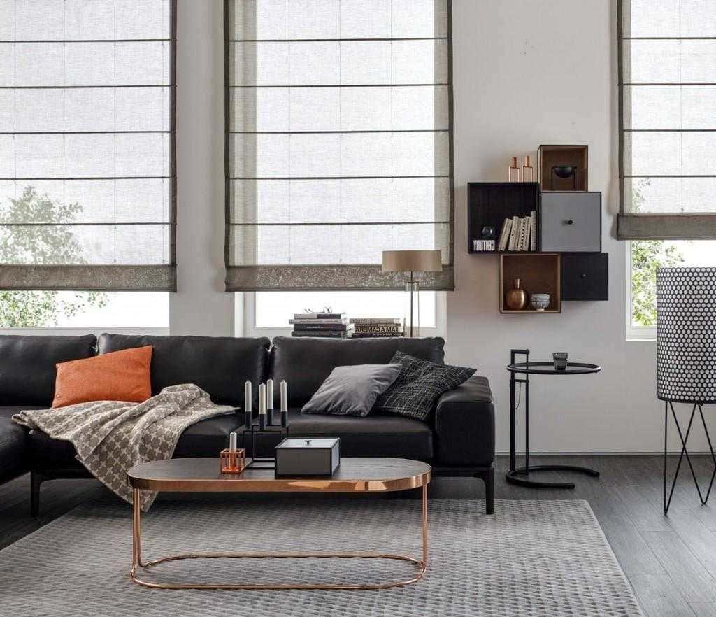 Рулонные шторы - плюсы и минусы установки, выбор материалов 127