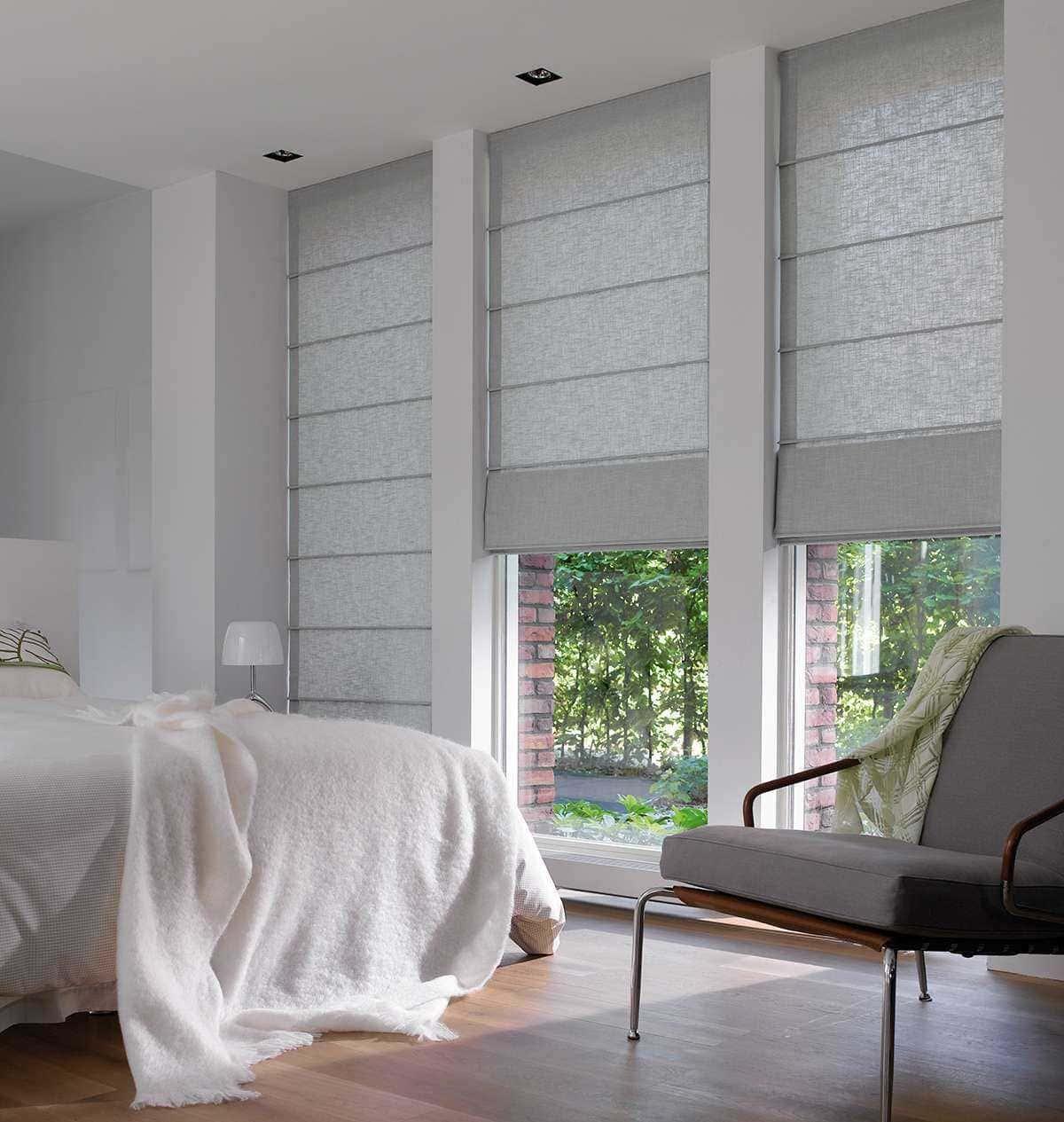 Рулонные шторы - плюсы и минусы установки, выбор материалов 129